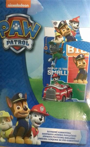 Paw Patrol Ágyneműhuzat Mancsőrjárat – Rongyos Rozi – Új Babaruha és ... 4c679114c6