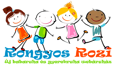 Rongyos Rozi - Új Babaruha és Gyerekruha Webáruház