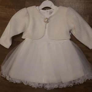 Alkalmi ruha keresztelőre esküvőre szülinapra fotózásra babáknak  kislányoknak b1fbc88c02