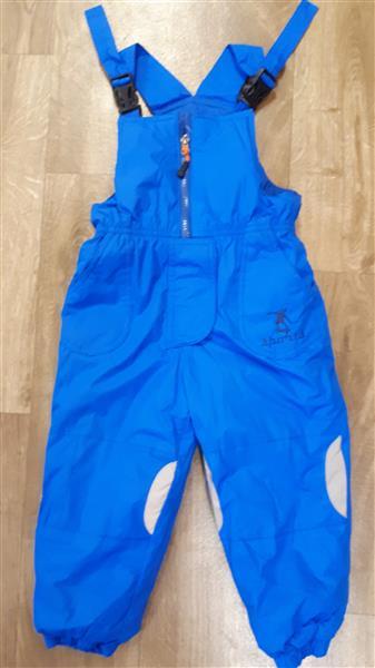 e99ff4d9b8 Téli vastag overál nadrág fiúknak szánkózáshoz korcsolyázáshoz ...