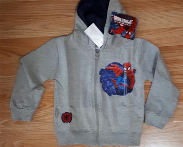 9c4a97d7af Kardigán fiú Spider-man pókember mintával – Rongyos Rozi – Új ...