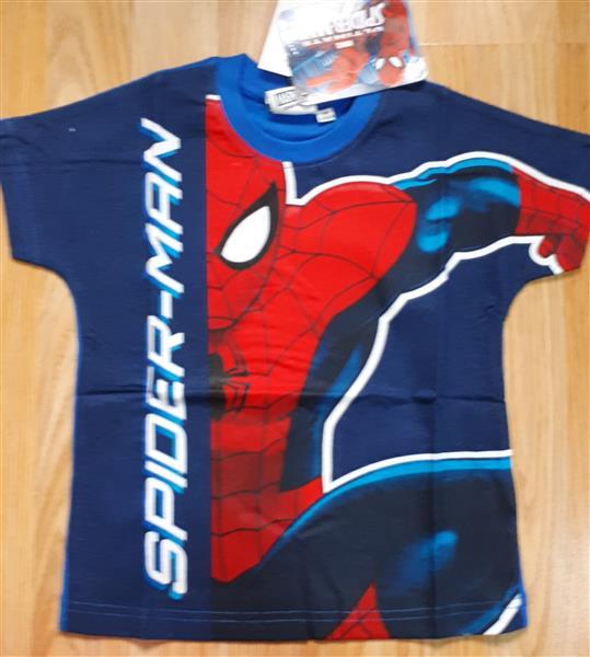 0f44f8302d Pamut rövid ujjú póló Spiderman pókember mintával – Rongyos Rozi ...