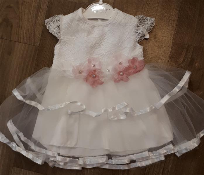 0b33d9f97d Alkalmi ruha keresztelőre esküvőre fotózásra húsvétra kislányoknak ...